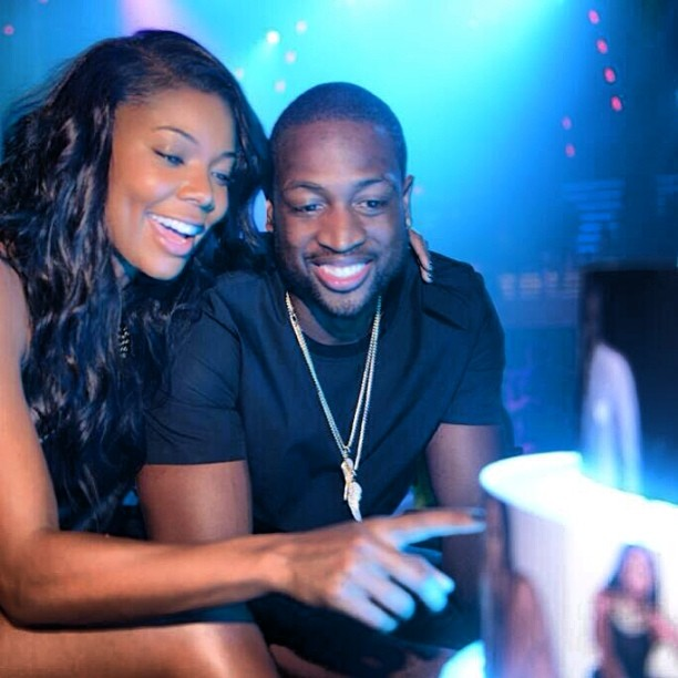 Gabrielle Union's Fiancé Dwyane Wade Confirms: Yes, I Have a Son With Former Flame