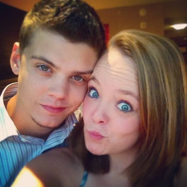 Catelynn Lowell and Tyler Baltierra Film Upcoming MTV Special (PHOTO)