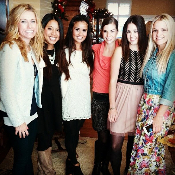 Catherine Giudici's Wedding Shower: What Did They Do?