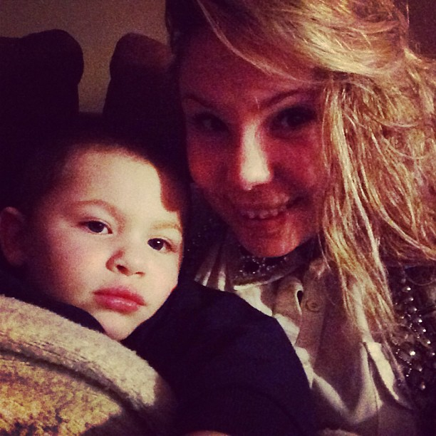 Kailyn Lowry Proves That Isaac Still Spends Time With Biological Father Jo Rivera