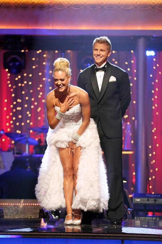 Sean Lowe and Catherine Giudici Wedding: Why DWTS's Peta Murgatroyd Is NOT Invited — Exclusive
