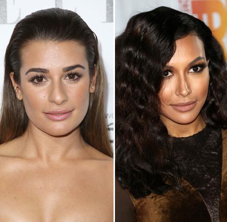 Lea Michele vs. Naya Rivera: Which Glee Star's Single Is Best?