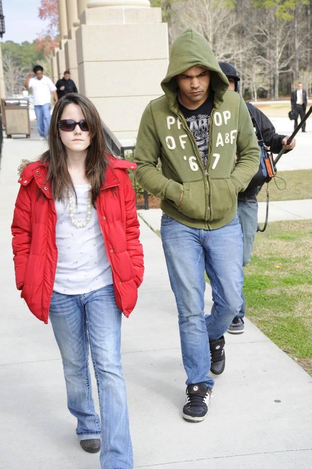 Jenelle Evans's Ex-Boyfriend Kieffer Delp Gets Post-Prison Makeover (PHOTO)