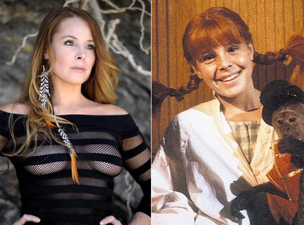 Pippi Longstocking's Tami Erin Arrested for Hit-and-Run, DUI — Report