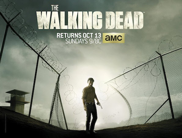 Is The Walking Dead New Tonight, December 1, 2013?