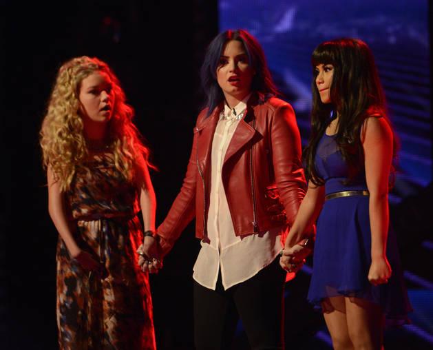 X Factor 2013: Should Ellona Santiago Have Gone Home?