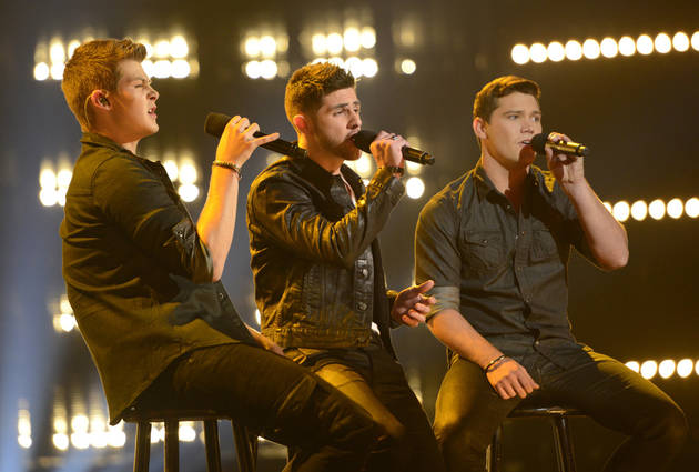 X Factor 2013: Restless Road's Celebrity Crushes! Selena Gomez and Who Else? — Exclusive