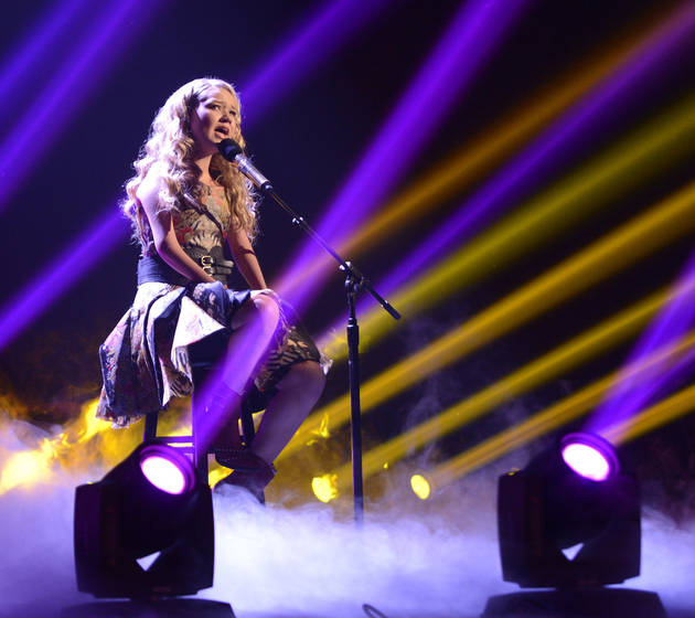 X Factor 2013: Who Is Rion Paige? Watch All Performances