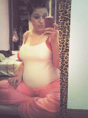 16 and Pregnant's Danielle Cunningham Reveals Her Pregnancy Weight Gain