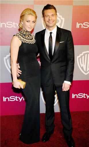 Ryan Seacrest and Julianne Hough: Does She Watch Him on American Idol?