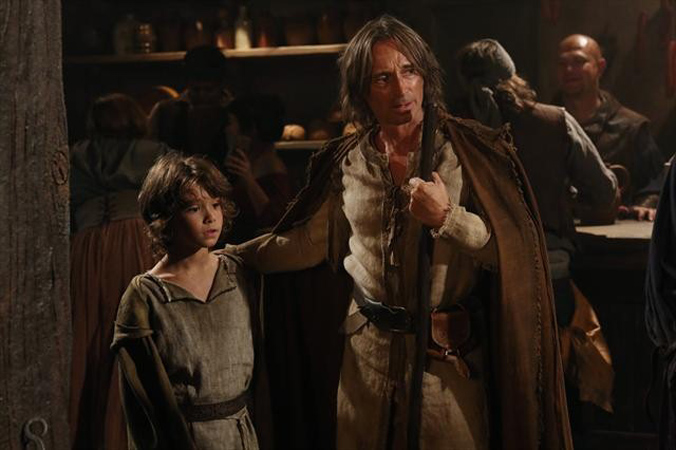 Once Upon a Time Burning Question: Who Is Baelfire, Rumplestiltskin's Son?