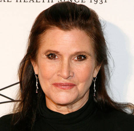 """Carrie Fisher Hospitalized After """"Medical Incident"""" Related to Bipolar Disorder"""