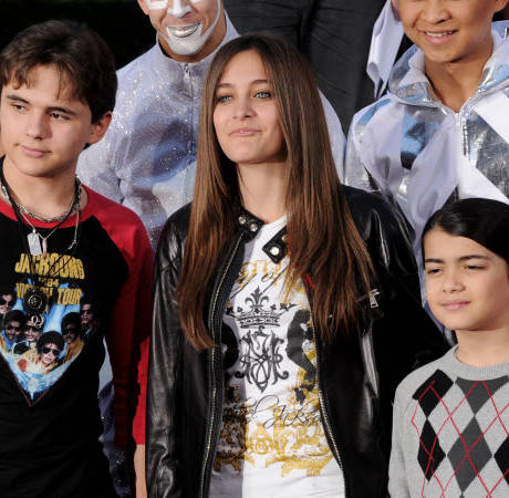 Michael Jackson's Son: 90210 Actor, Entertainment Tonight Correspondent