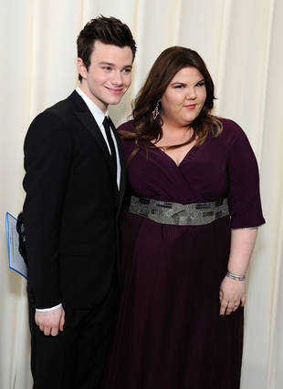 Chris Colfer Gave This Glee Co-star a Key to His House — It's Not Lea Michele!