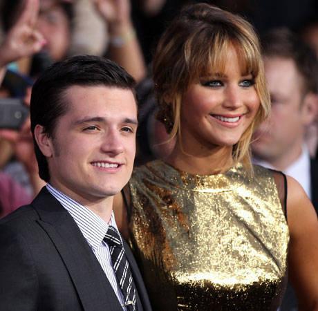 "Josh Hutcherson: Jennifer Lawrence's Next Boyfriend Has to Be ""Someone Amazing"""