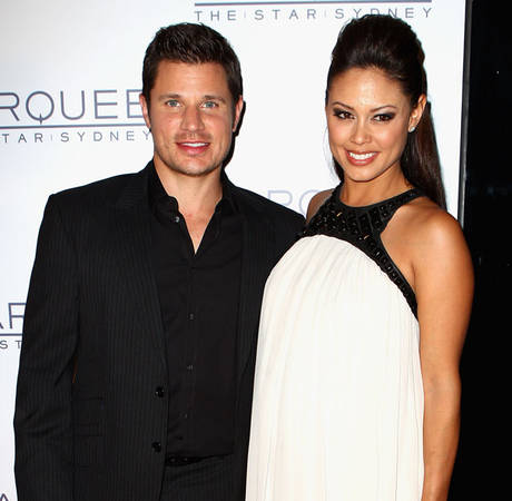 "Nick Lachey Is Taking Baby on 98 Degrees Tour: ""I'm Not Going to Spend 2.5 Months Away From My Son"""