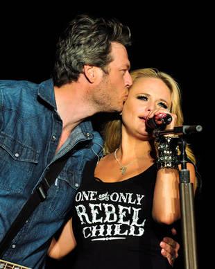Where Did Blake Shelton Propose to Miranda Lambert?