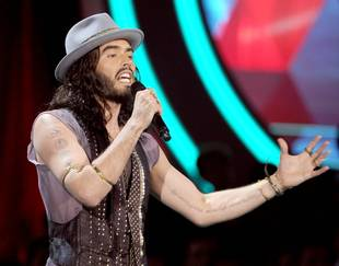 Why Did Russell Brand Invite Demi Moore to India?
