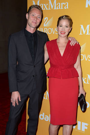 Christina Applegate Marries Fiance Martyn LeNoble