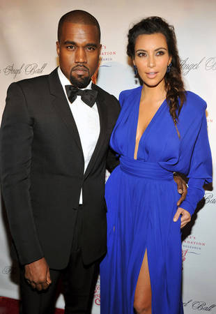 Is Kim Kardashian Missing Valentine's Day With Kanye West?