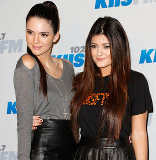 Kendall and Kylie Jenner Don't Remember Being Normal, Not Famous Kids