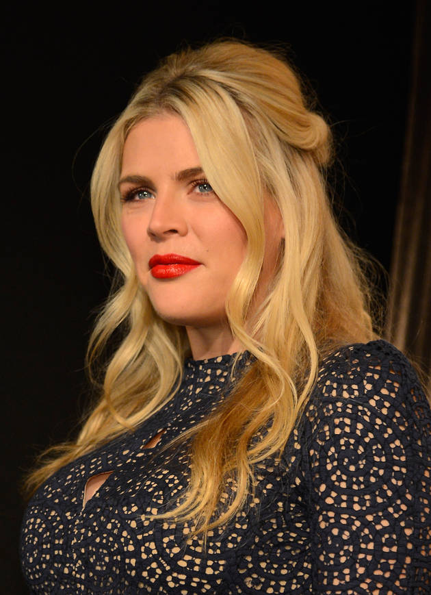 Pregnant Busy Philipps: My Boobs Have Grown Three Sizes!