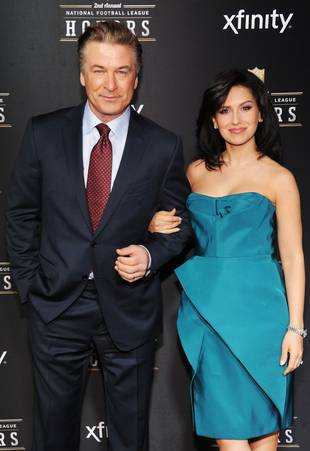 Alec Baldwin and Hilaria Thomas Are Expecting a Baby
