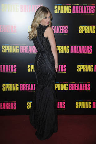 Spring Breakers' Ashley Benson Heads to Berlin: Sleepy on Tour! (VIDEO)