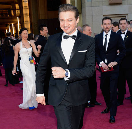 Did Jeremy Renner Already Welcome His Baby, a Girl Named…?