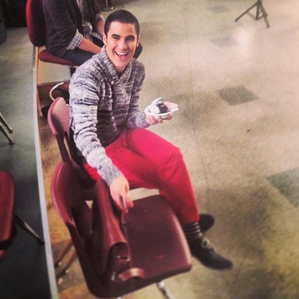 Darren Criss Turns 26! Lea Michele and Glee Stars React on Twitter