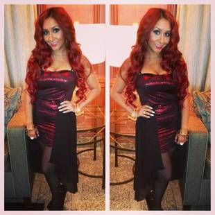 Snooki Looks Skinnier and More Glamorous Than Ever! (PHOTO)