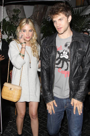Are Ashley Benson and Keegan Allen Dating?