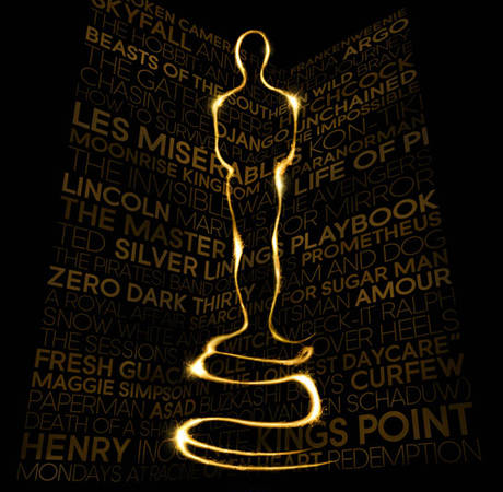 Oscars 2013: Toilet Leak Flooded Lobby — Report