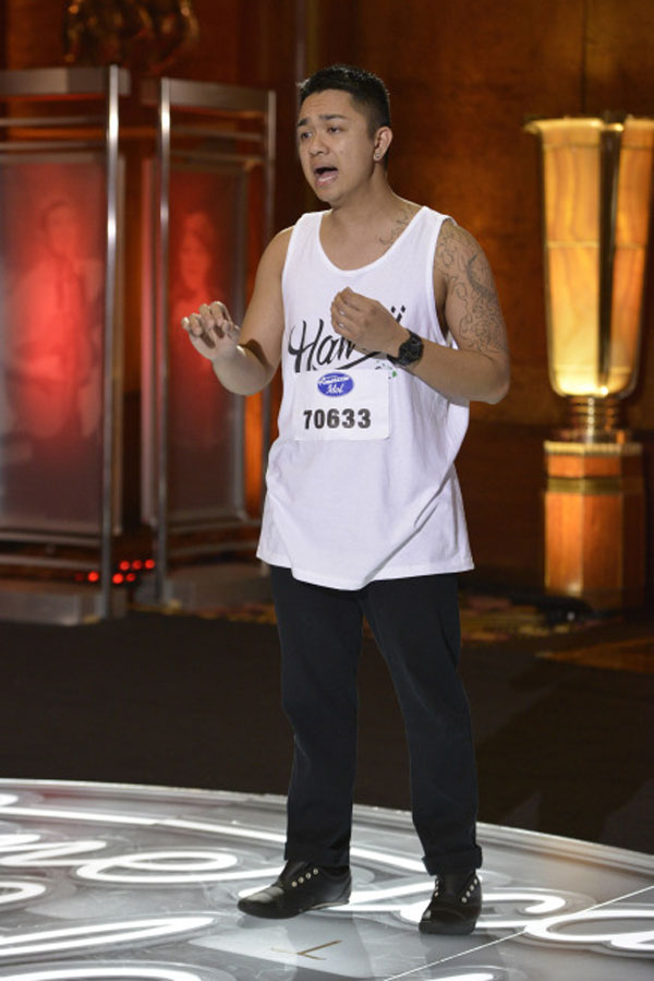 Who is Bryant Tadeo? American Idol 2013 Contestant Background Info
