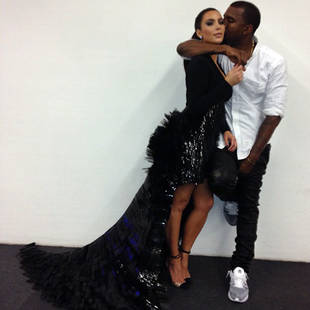 Will Kim Kardashian and Kanye West Be At The Grammys?