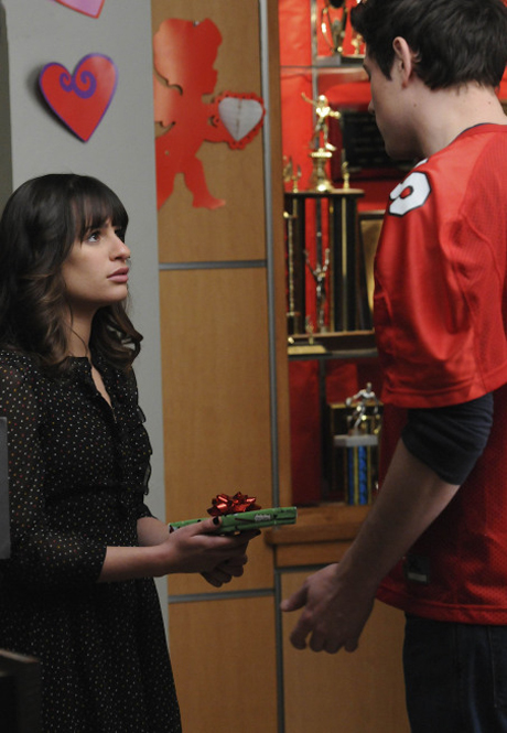 Top 5 Glee Valentine's Moments Ever — Including Brittana and Klaine!