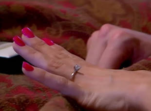 How Did Jeremy Calvert Pick Out Leah's Engagement Ring?