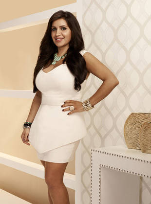 "Shahs of Sunset Star Mercedes ""MJ"" Javid Defends Her Fabulous Curves: ""I'm Just Gonna Be Really Happy Today With Who I Am"""