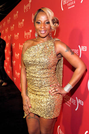 Mary J. Blige Owes $900K in Back Taxes: Report