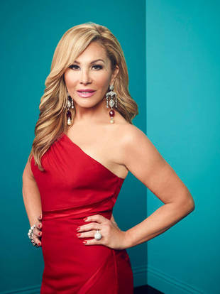 Who is Adrienne Maloof Dating?
