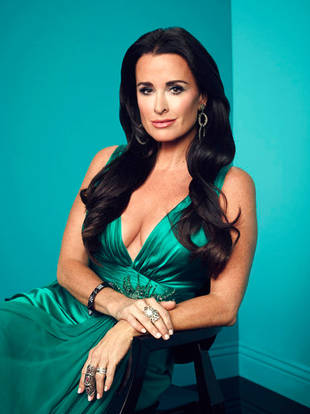 """Kyle Richards on Relationships With Brandi and Lisa: """"You'll Have to Watch and See"""" — Exclusive"""