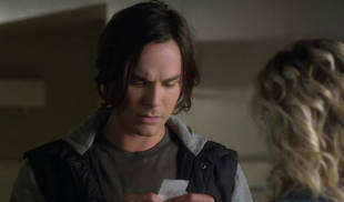 Pretty Little Liars Burning Question: Was That Baby Pic of Caleb Actually Tyler Blackburn?