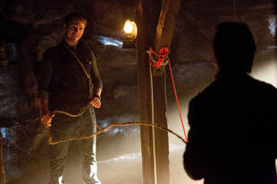 "Vampire Diaries Spoilers For Season 4, Episode 14: ""Down the Rabbit Hole"" — Meet the New Hunter Vaughn"
