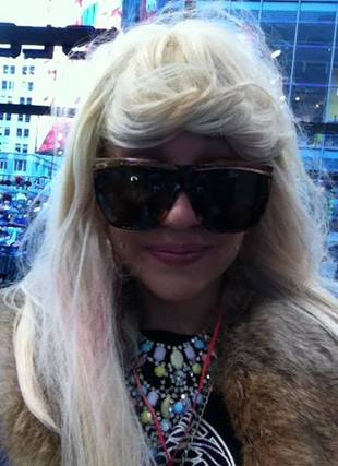 New Music Alert! Will a Newly Blonde Amanda Bynes Be Recording an Album?