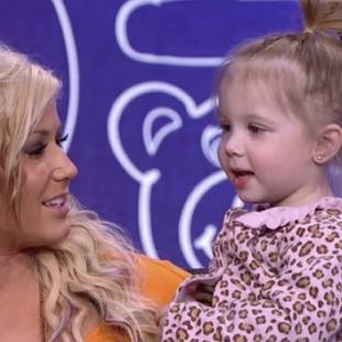 Chelsea Houska Defends Daughter Aubree's Biting Mishap at the Teen Mom 2 Reunion