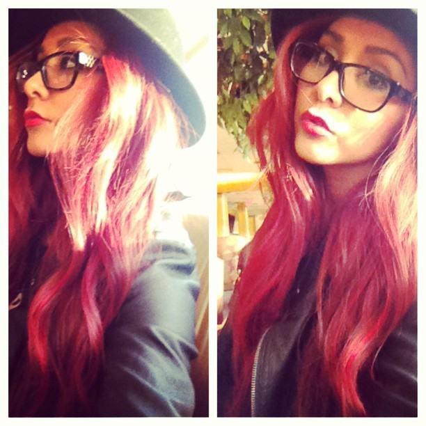 Snooki Debuts Classy New Glasses and a Different Look! Check Out Her Transformation (PHOTOS)