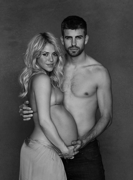 Will Shakira Be Pregnant on The Voice 2013?