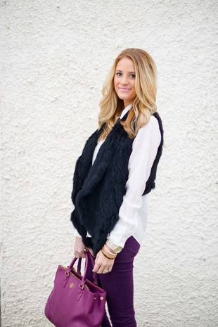 Blogger Emily Jackson Reveals Her Style Inspiration and Shows Off Her Must-Have Pieces