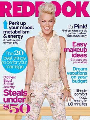 Pink Was Told She Wasn't Pretty Enough For Magazine Covers