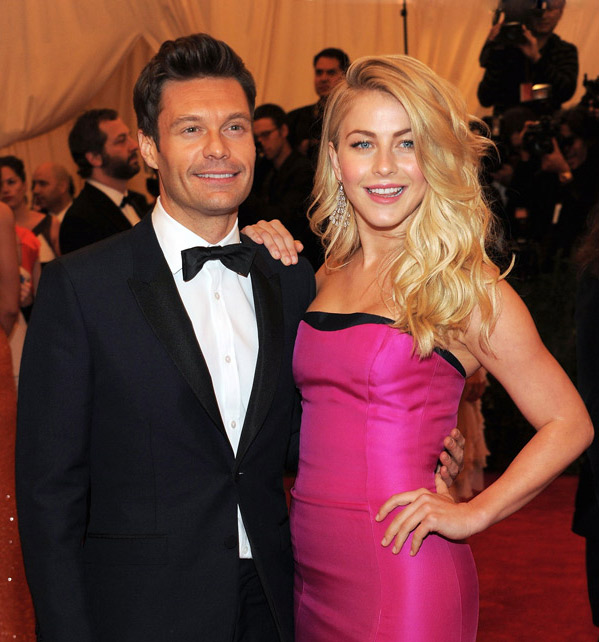 When Are Ryan Seacrest and Julianne Hough Getting Married? (VIDEO)